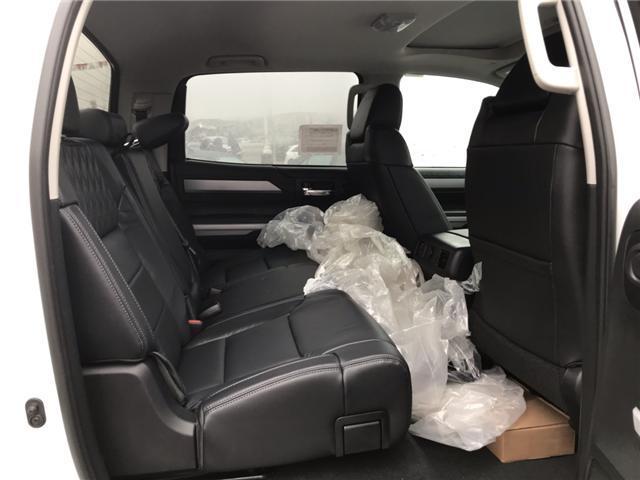 2019 Toyota Tundra Platinum 5.7L V8 (Stk: 190086) in Cochrane - Image 12 of 17