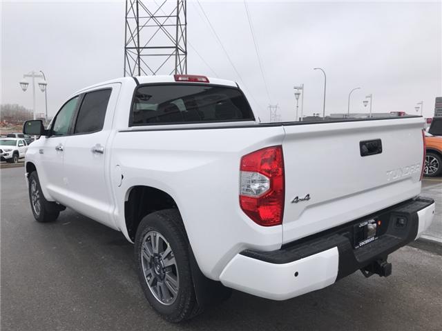 2019 Toyota Tundra Platinum 5.7L V8 (Stk: 190086) in Cochrane - Image 6 of 17