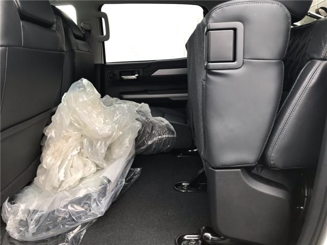 2019 Toyota Tundra Platinum 5.7L V8 (Stk: 190086) in Cochrane - Image 13 of 17