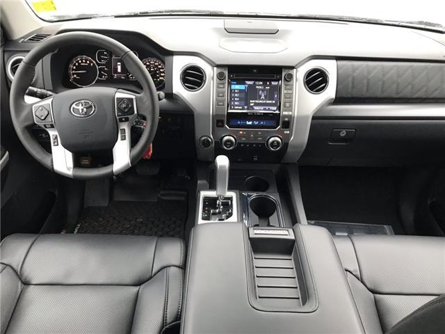2019 Toyota Tundra Platinum 5.7L V8 (Stk: 190086) in Cochrane - Image 9 of 17