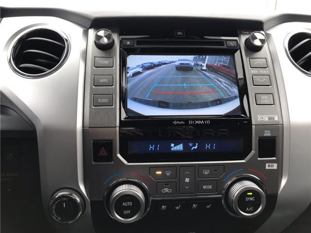 2019 Toyota Tundra Platinum 5.7L V8 (Stk: 190086) in Cochrane - Image 17 of 17