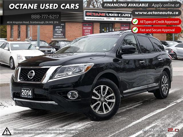 2014 Nissan Pathfinder SL (Stk: ) in Scarborough - Image 1 of 23