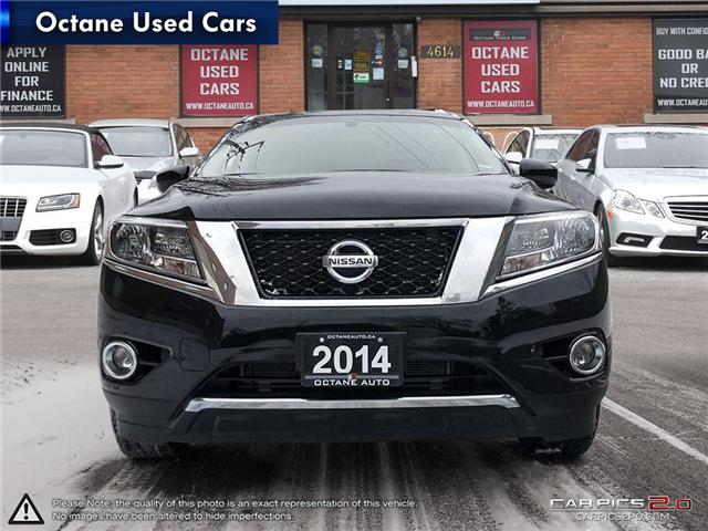 2014 Nissan Pathfinder SL (Stk: ) in Scarborough - Image 2 of 23