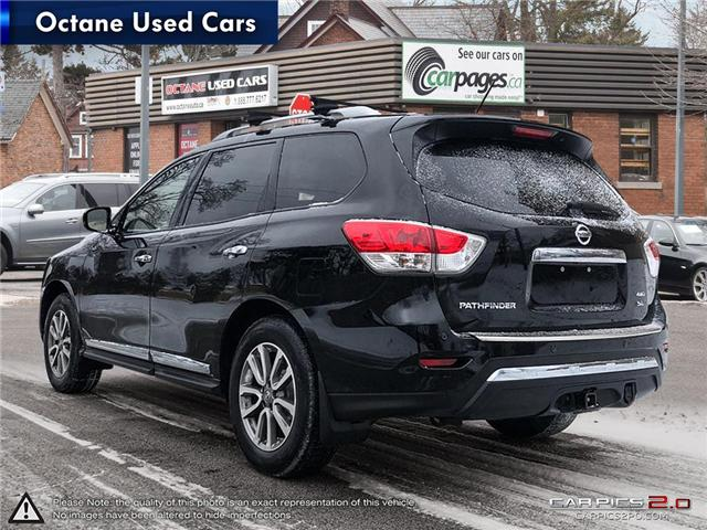 2014 Nissan Pathfinder SL (Stk: ) in Scarborough - Image 4 of 23