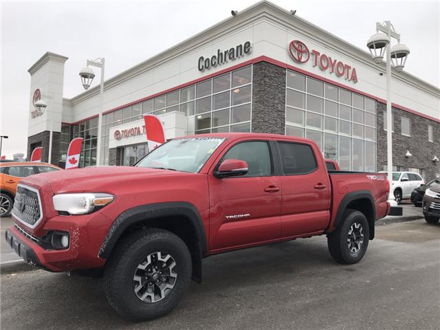 2018 Toyota Tacoma TRD Off Road (Stk: 180405) in Cochrane - Image 1 of 16