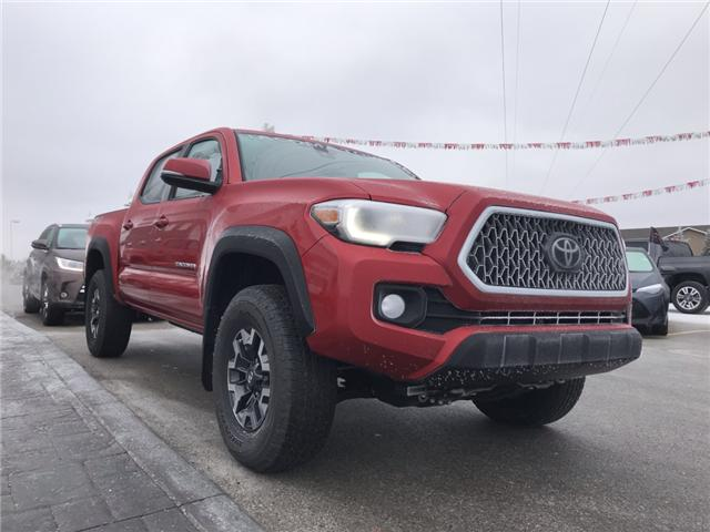 2018 Toyota Tacoma TRD Off Road (Stk: 180405) in Cochrane - Image 3 of 16
