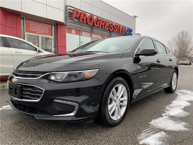 2018 Chevrolet Malibu LT (Stk: JF120585) in Sarnia - Image 1 of 19