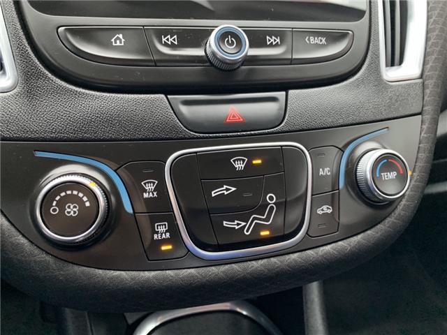 2018 Chevrolet Malibu LT (Stk: JF120585) in Sarnia - Image 18 of 19