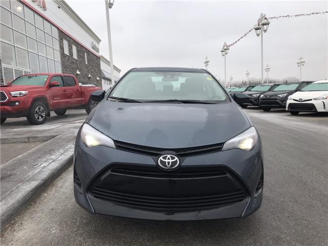 2019 Toyota Corolla LE Upgrade Package (Stk: 190076) in Cochrane - Image 2 of 16