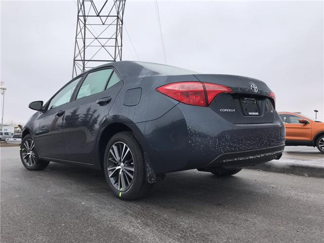 2019 Toyota Corolla LE Upgrade Package (Stk: 190076) in Cochrane - Image 6 of 16