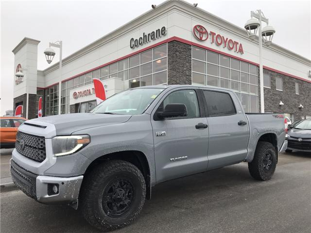 2019 Toyota Tundra TRD Offroad Package (Stk: 190083) in Cochrane - Image 1 of 18