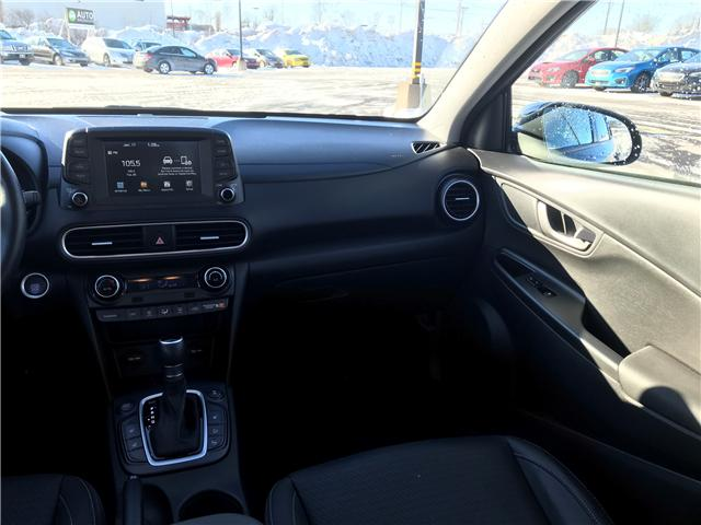 2018 Hyundai KONA 2.0L Luxury (Stk: U3324) in Charlottetown - Image 13 of 24