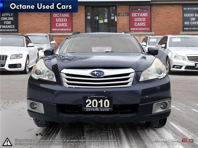 2010 Subaru Outback 3.6 R Limited Package (Stk: ) in Scarborough - Image 2 of 21