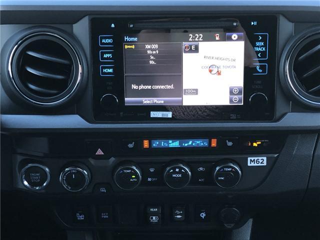 2019 Toyota Tacoma SR5 V6 (Stk: 190066) in Cochrane - Image 19 of 20