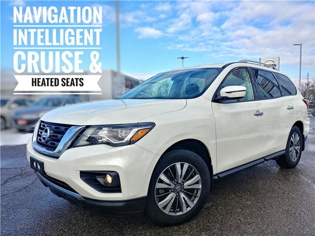 2018 Nissan Pathfinder SV Tech (Stk: JC606806) in Cobourg - Image 1 of 35