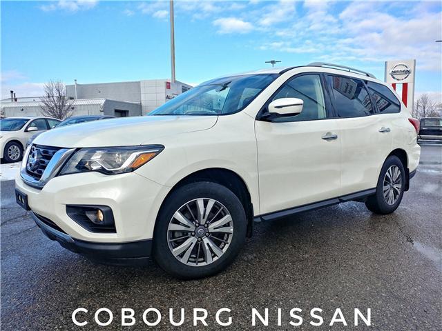 2018 Nissan Pathfinder SV Tech (Stk: JC606806) in Cobourg - Image 11 of 35