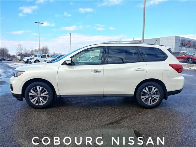 2018 Nissan Pathfinder SV Tech (Stk: JC606806) in Cobourg - Image 4 of 35