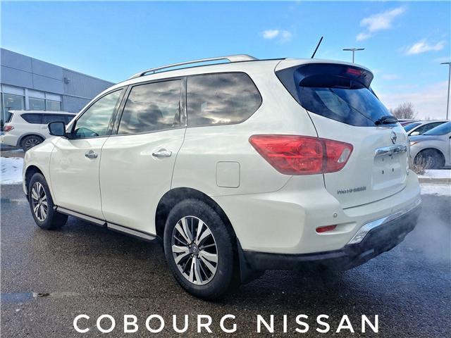 2018 Nissan Pathfinder SV Tech (Stk: JC606806) in Cobourg - Image 5 of 35