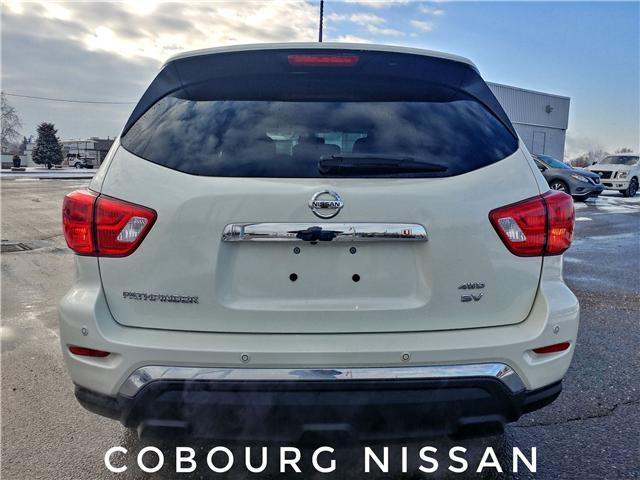 2018 Nissan Pathfinder SV Tech (Stk: JC606806) in Cobourg - Image 6 of 35