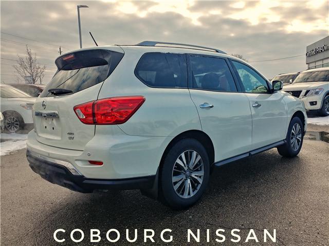 2018 Nissan Pathfinder SV Tech (Stk: JC606806) in Cobourg - Image 7 of 35