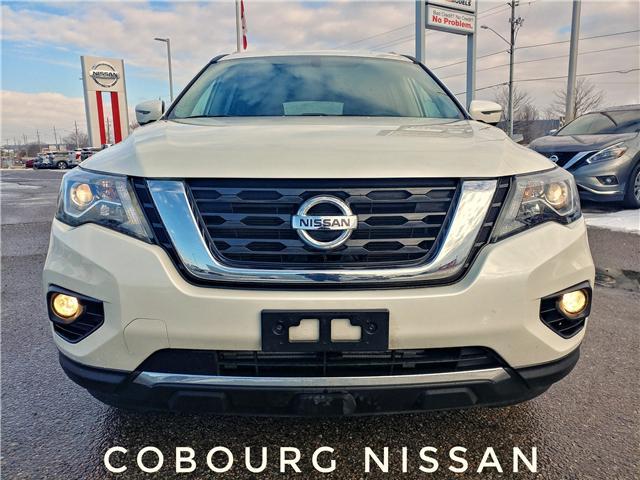 2018 Nissan Pathfinder SV Tech (Stk: JC606806) in Cobourg - Image 10 of 35