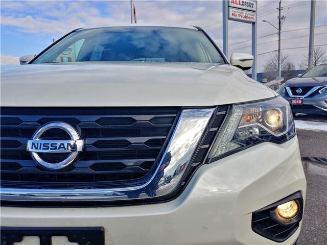 2018 Nissan Pathfinder SV Tech (Stk: JC606806) in Cobourg - Image 12 of 35