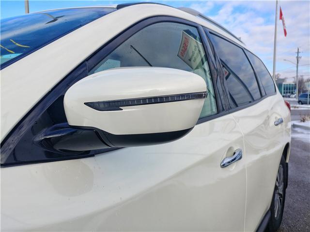 2018 Nissan Pathfinder SV Tech (Stk: JC606806) in Cobourg - Image 15 of 35