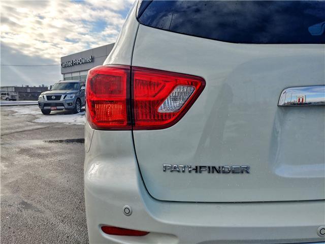 2018 Nissan Pathfinder SV Tech (Stk: JC606806) in Cobourg - Image 16 of 35