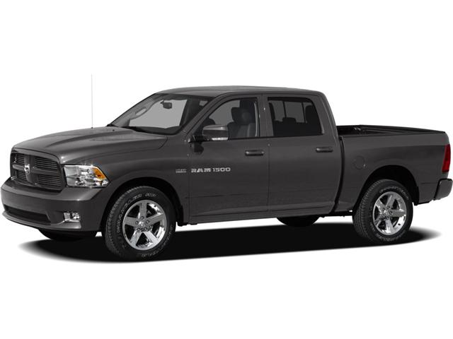 2012 RAM 1500 Laramie (Stk: J18058-1) in Brandon - Image 1 of 4