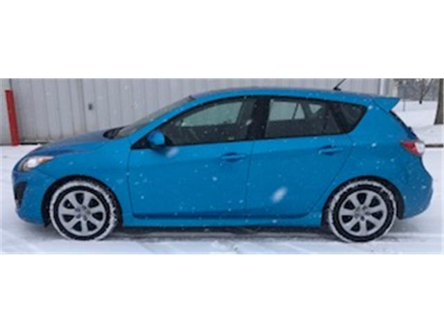 2011 Mazda Mazda3 GT (Stk: P0827) in Edmonton - Image 1 of 2