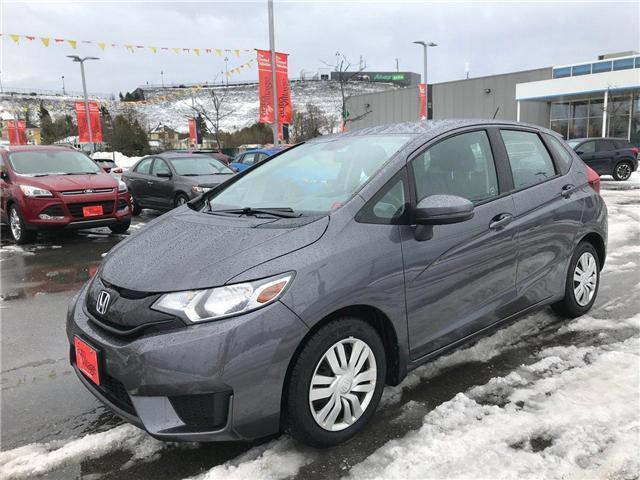 2016 Honda Fit LX (Stk: P100216) in Saint John - Image 1 of 30