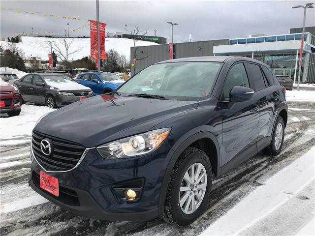 2016 Mazda CX-5 GS (Stk: T381816A) in Saint John - Image 1 of 30