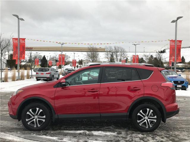 2017 Toyota RAV4 LE (Stk: P553911) in Saint John - Image 2 of 30