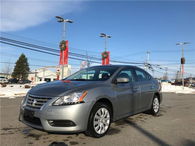 Saint John Nissan >> Used Nissan Sentra For Sale In Saint John King Mazda