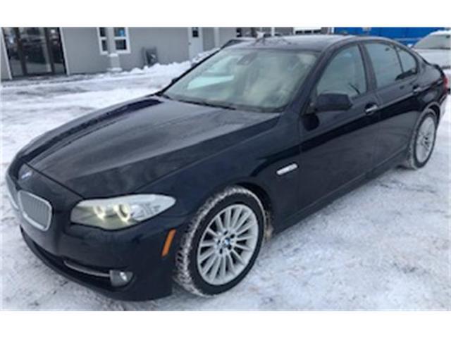 2011 BMW 550i  (Stk: P0811A) in Edmonton - Image 1 of 5