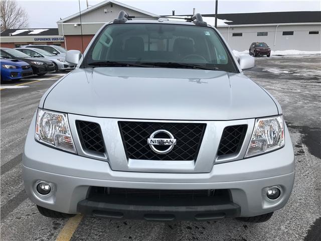 2018 Nissan Frontier  (Stk: U3325) in Charlottetown - Image 2 of 8