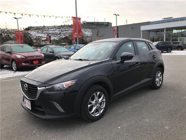2016 Mazda CX-3 GS (Stk: T428280B) in Saint John - Image 1 of 30