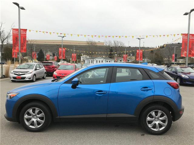 2016 Mazda CX-3 GX (Stk: P124249) in Saint John - Image 2 of 30