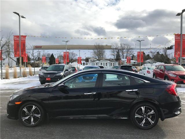 2017 Honda Civic Touring (Stk: P105589) in Saint John - Image 2 of 30