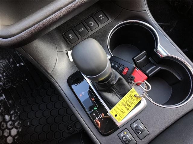 2018 Toyota Highlander XLE (Stk: 180450) in Cochrane - Image 23 of 23