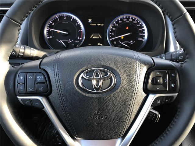 2018 Toyota Highlander XLE (Stk: 180450) in Cochrane - Image 6 of 23
