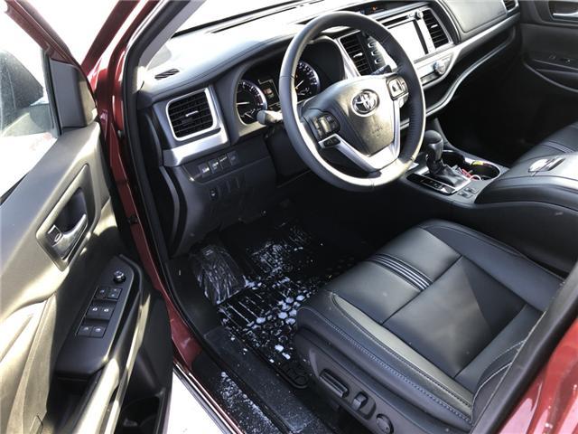 2018 Toyota Highlander XLE (Stk: 180450) in Cochrane - Image 3 of 23