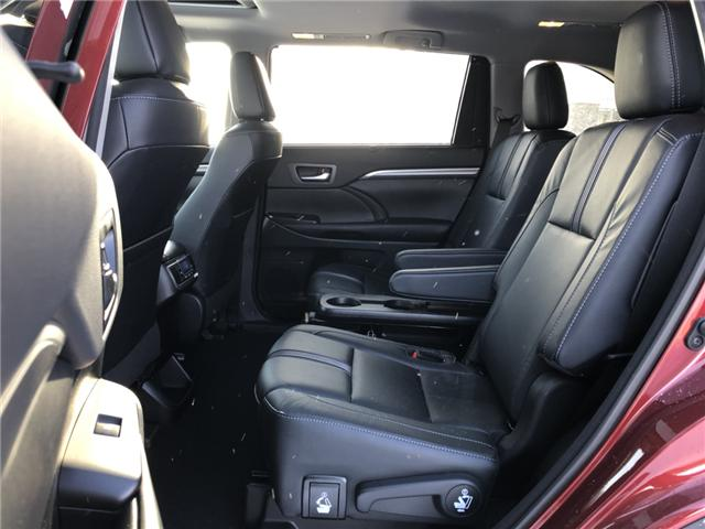2018 Toyota Highlander XLE (Stk: 180450) in Cochrane - Image 8 of 23