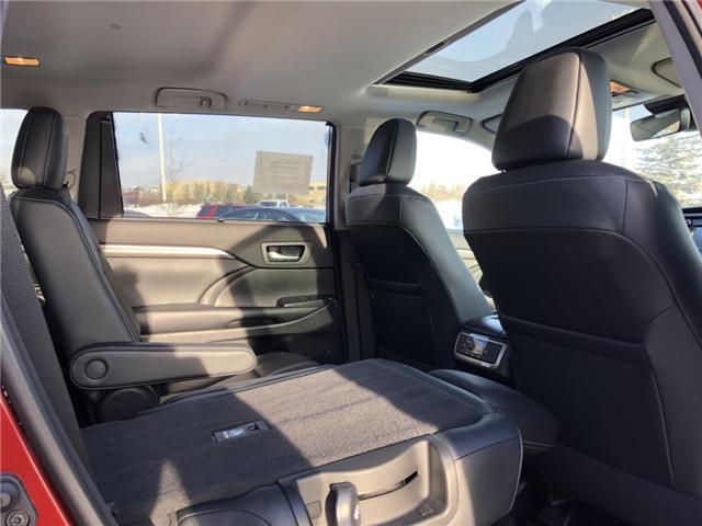 2018 Toyota Highlander XLE (Stk: 180450) in Cochrane - Image 15 of 23