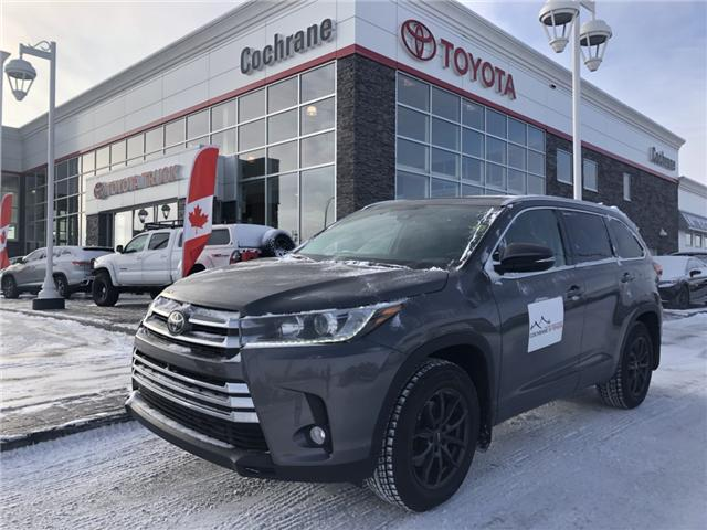 2018 Toyota Highlander Limited (Stk: 180352) in Cochrane - Image 1 of 20