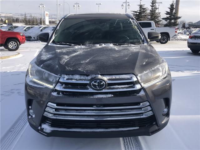 2018 Toyota Highlander Limited (Stk: 180352) in Cochrane - Image 2 of 20