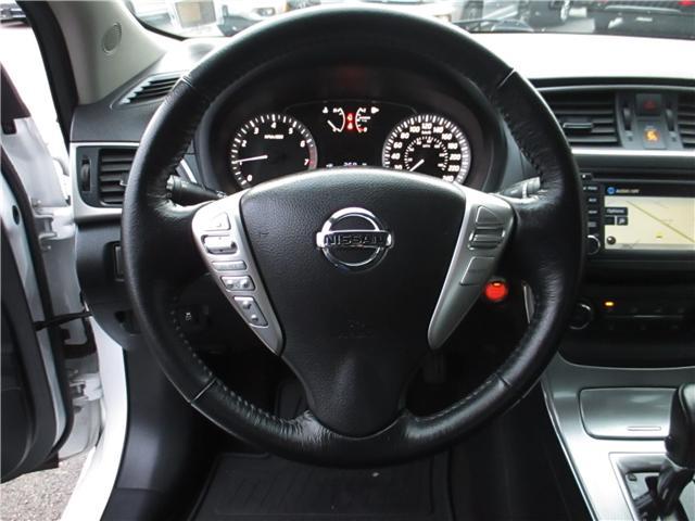 2015 Nissan Sentra 1.8 SR (Stk: VW0765) in Surrey - Image 9 of 24