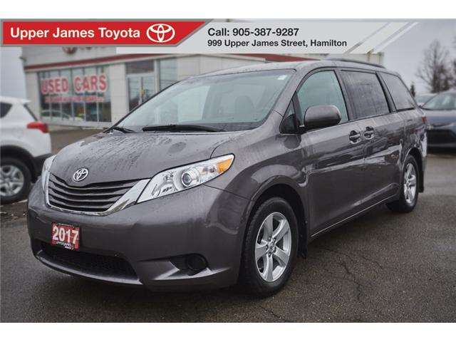 2017 Toyota Sienna LE 8 Passenger (Stk: 76955) in Hamilton - Image 1 of 17
