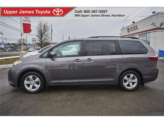 2017 Toyota Sienna LE 8 Passenger (Stk: 76955) in Hamilton - Image 2 of 17