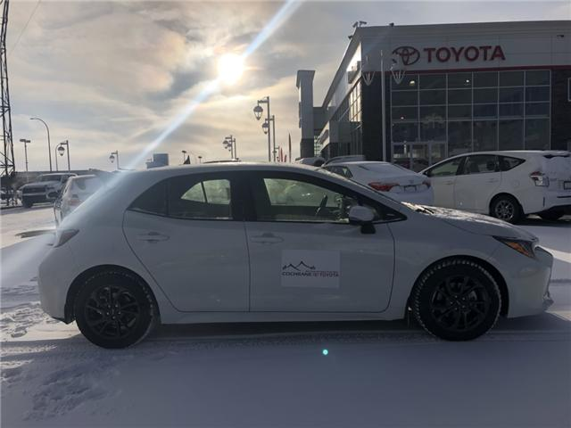 2019 Toyota Corolla Hatchback Base (Stk: 190009) in Cochrane - Image 5 of 17